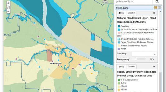 Broadband Access Story Map